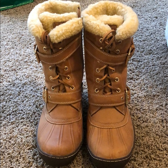 Sperry Saltwater Misty Duck Boot With
